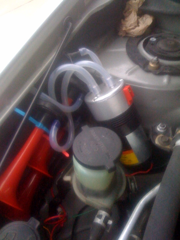 Cheap Air Horn Install Harbor Freight Genvibe Munity For. Cheap Air Horn Install Harbor Freight. Wiring. Using Train Horn Wiring Diagram Steering Wheel At Scoala.co